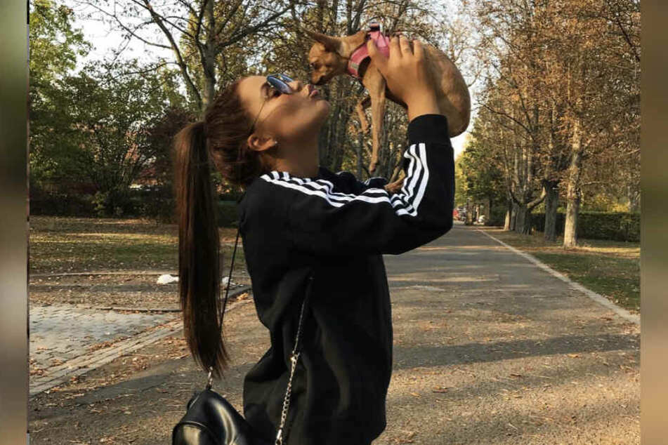 """Aus Liebe zu Tieren will """"Promi Big Brother""""-Gewinnerin Janine Pink (32) an eine Tierorganisation spenden."""