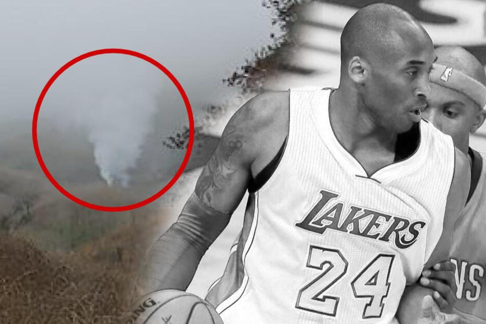Helikopter-Absturz! Basketballer Kobe Bryant tot!