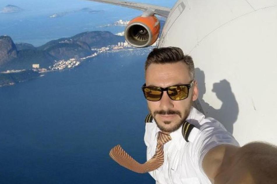 Spektakulär! Können diese Piloten-Selfies echt sein?