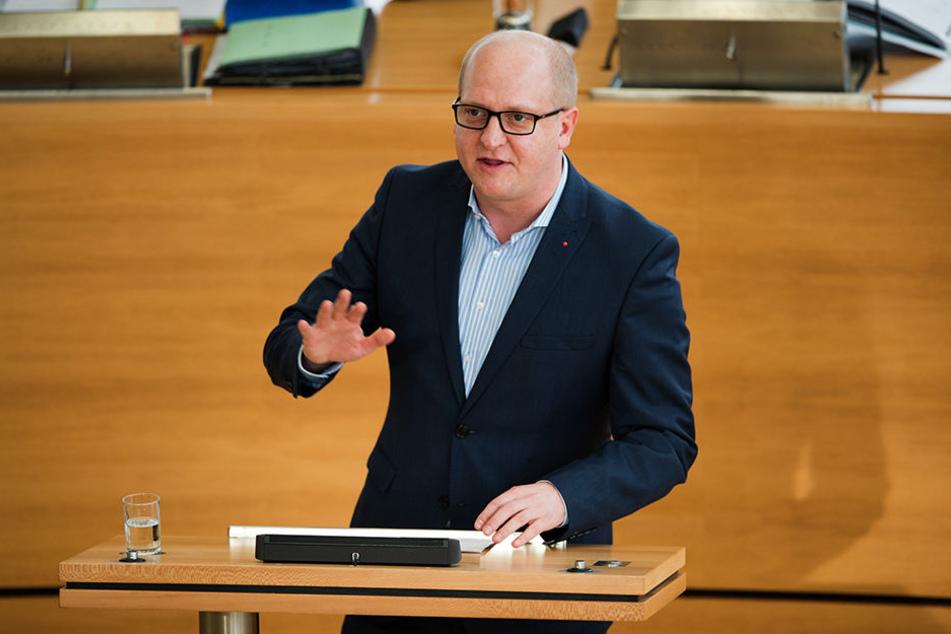 Henning Homann (38, SPD)