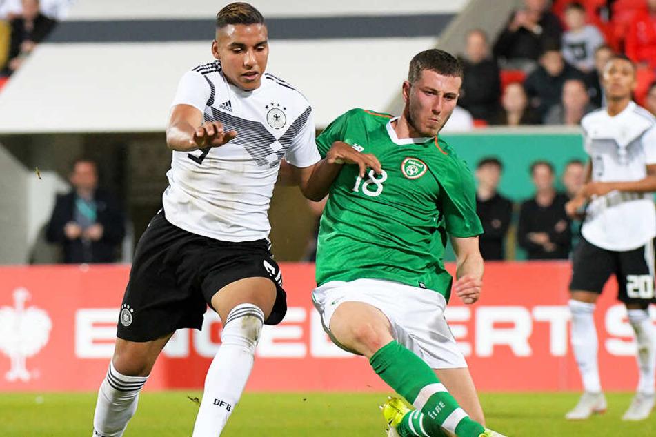 Abdelhamid Sabiri absolvierte fünf Länderspiele für die deutsche U21-Nationalmannschaft.