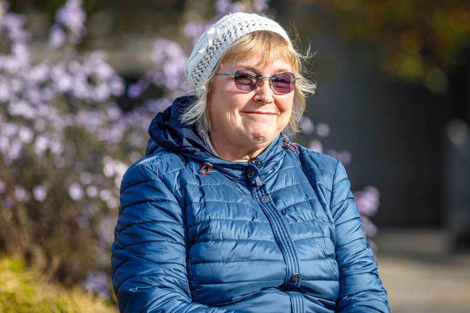 Birgit Steiger (63).
