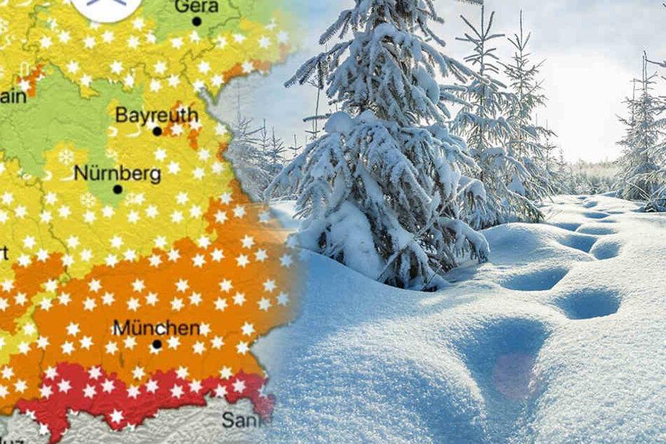 Droht Extrem-Winter? Wetterphänomen könnte für Dauerfrost und starke Schneefälle sorgen