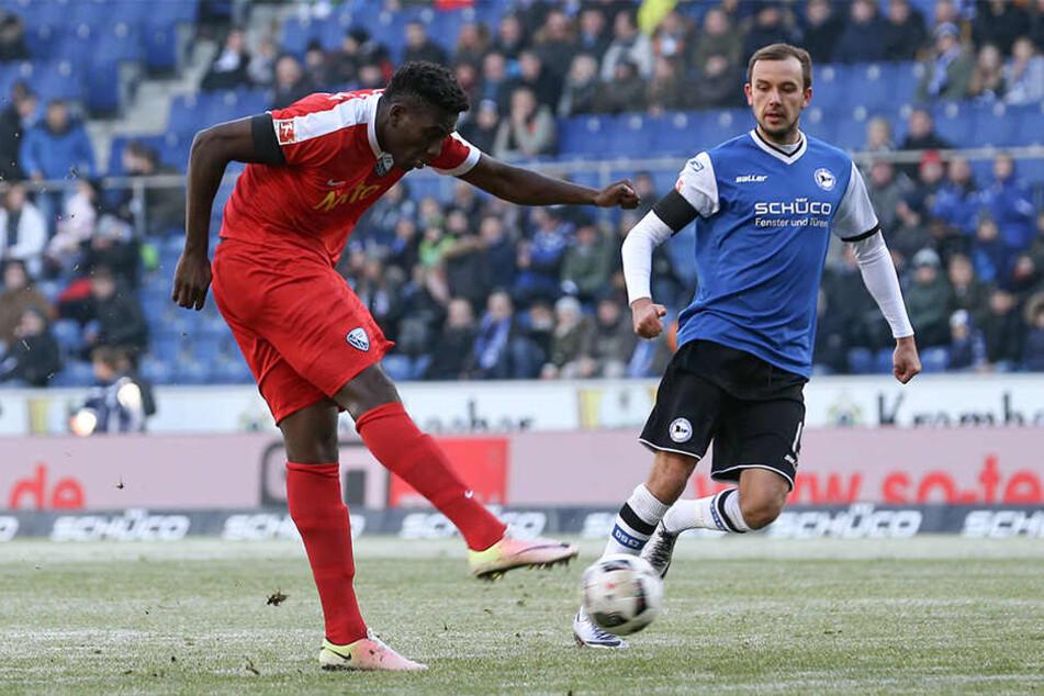 Im Dezember verletzte sich Manuel Prietl gegen Eintracht Braunschweig. Jetzt könnte er eine Option für die Startelf sein.
