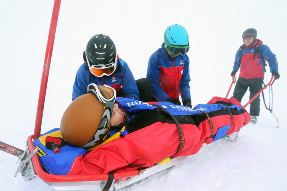Harte Ausbildung für lebensgefährliches Ehrenamt: Darum gehen trotzdem so viele zur Bergwacht