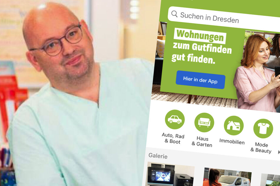 Peter Weitkamp bietet Impfstoff über Ebay-Kleinanzeigen an.