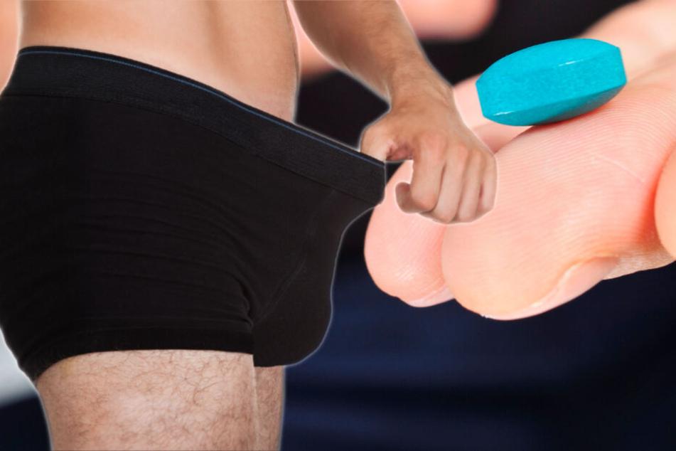 Mann hat drei Tage Dauer-Ständer, weil er falsches Viagra schluckt