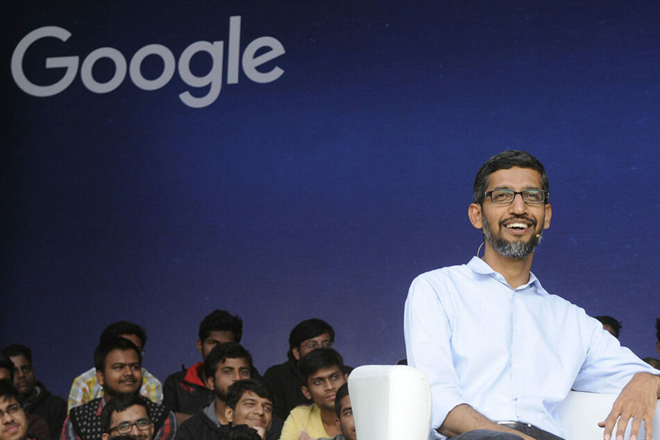 Google-Chef Sundar Pichai.