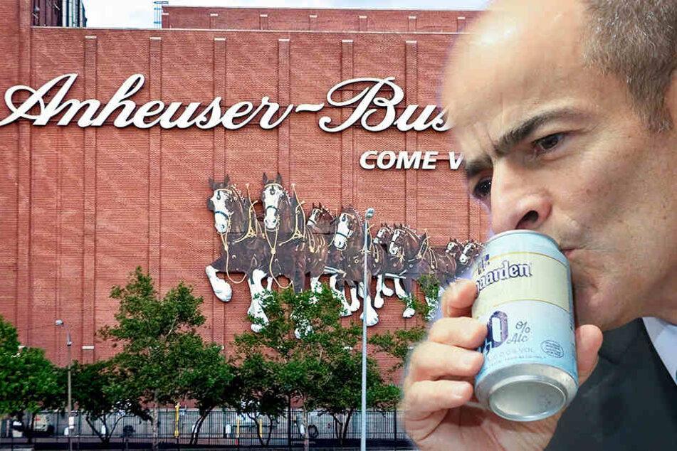 Schwört die Anheuser-Busch-Brauerei etwa dem Bier ab?