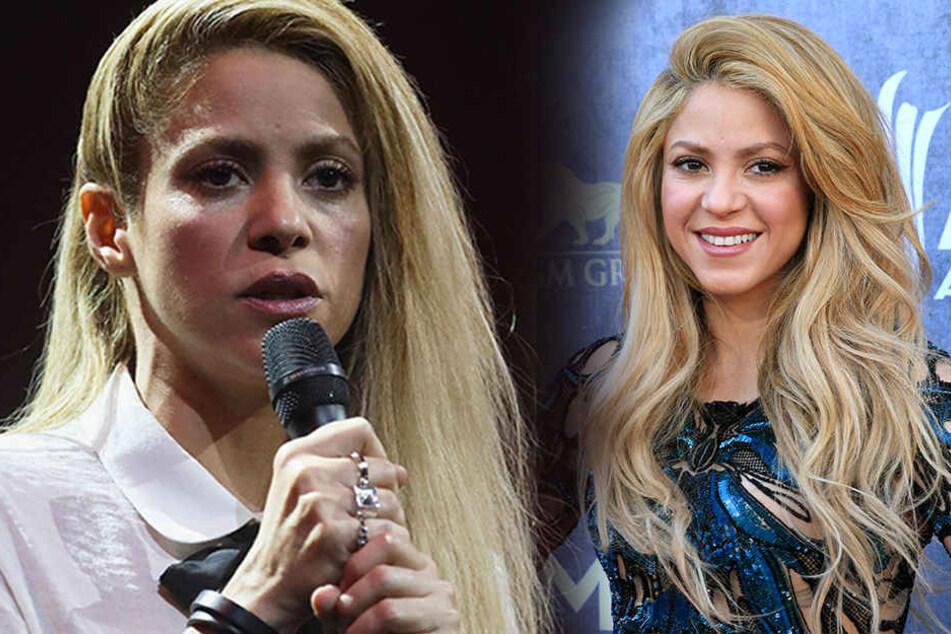 Die Sängerin Shakira hat seit dem vergangenen Jahr immer wieder gesundheitliche Probleme.