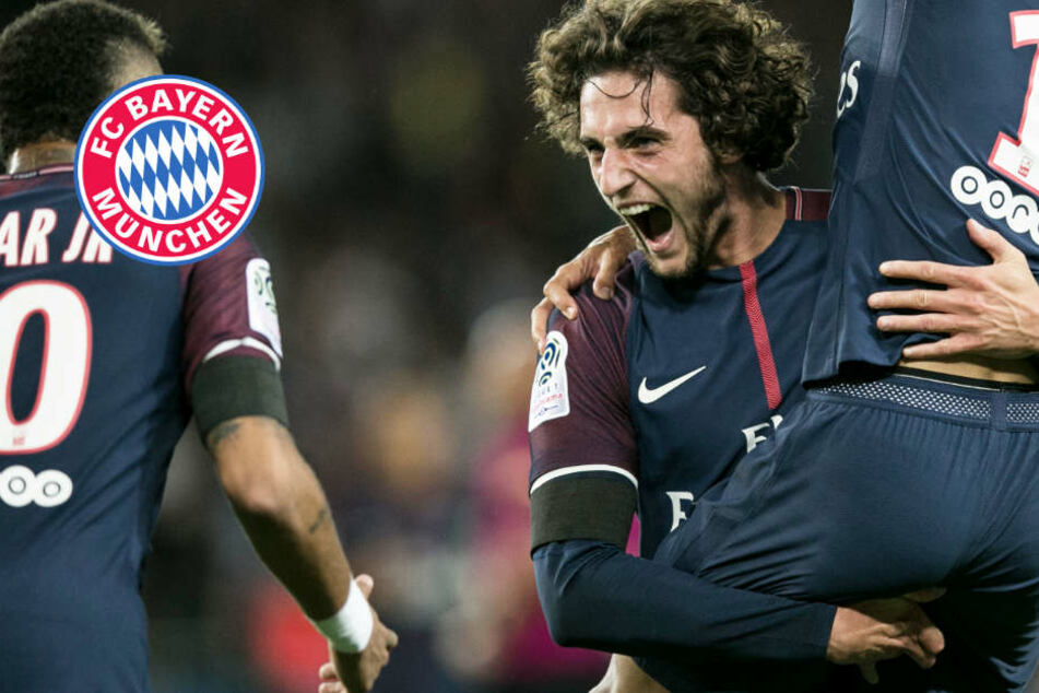 Rabiot-Hammer? Bayern jagt PSG-Spieler, Altstar vor Abschied