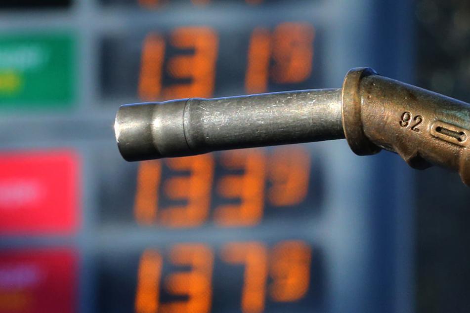 Benzin war in diesem März 13,6 Prozent teurer als im Vorjahr.