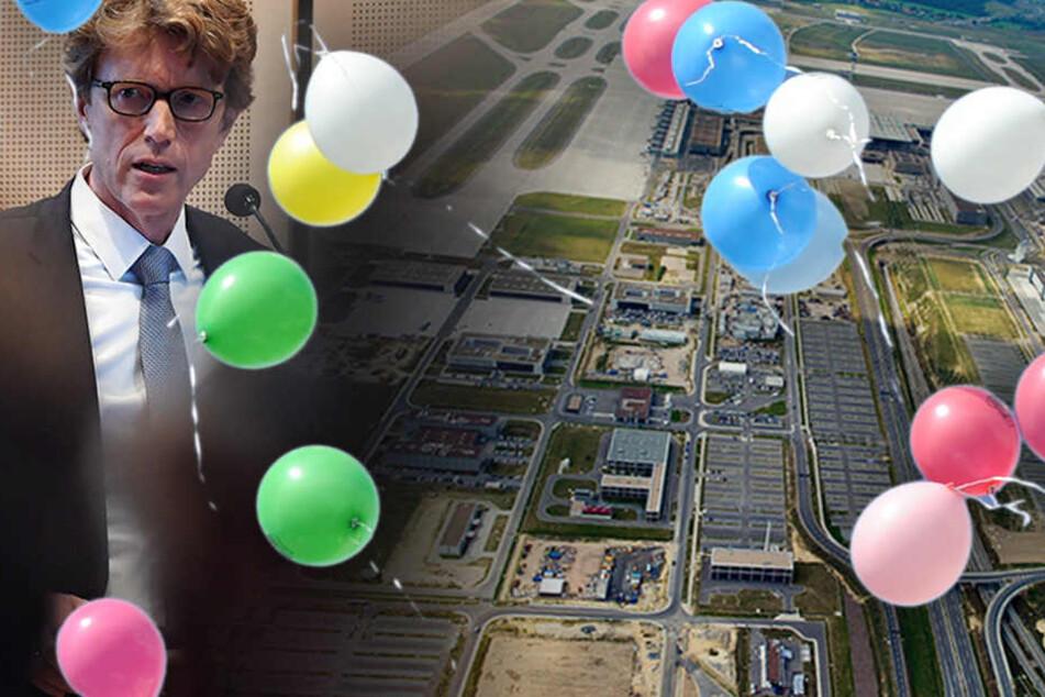 Berlin: Pannen-Flughafen BER soll im Herbst 2019 eröffnen
