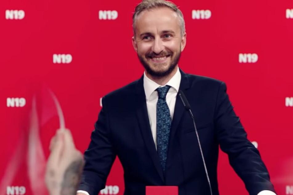 Endlich Hoffnung für die SPD? Jan Böhmermann will SPD-Chef werden!