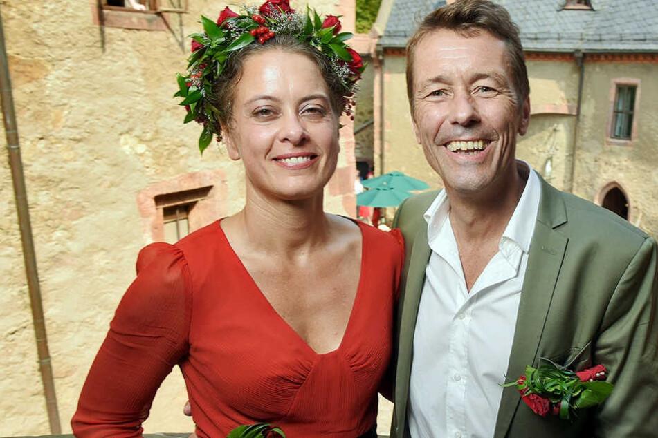 Verheiratet anja heyde Anja Heyde