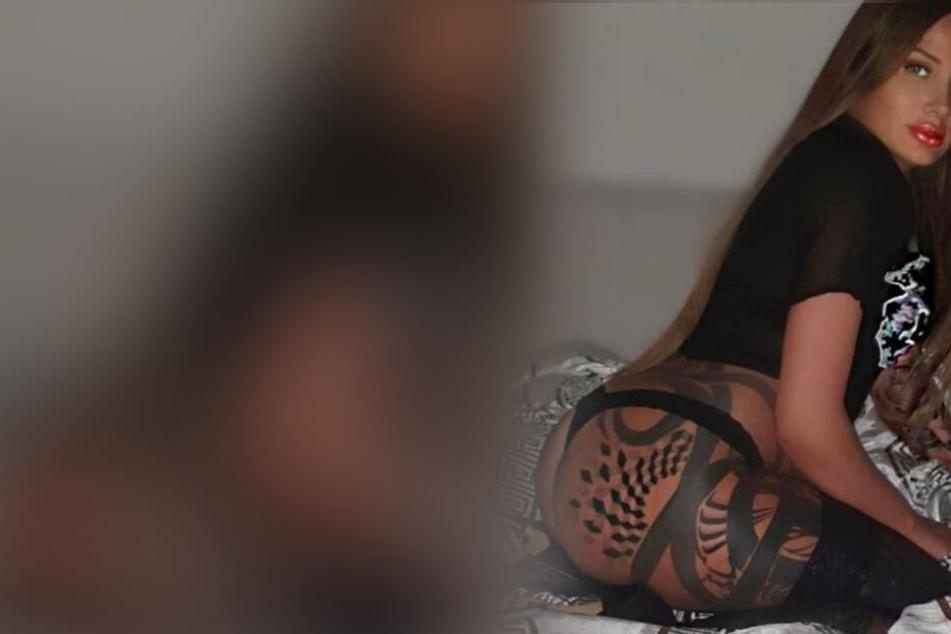 Trotz Baby und Mama-Dasein: Schwesta Ewa räkelt sich halb nackt im Bett
