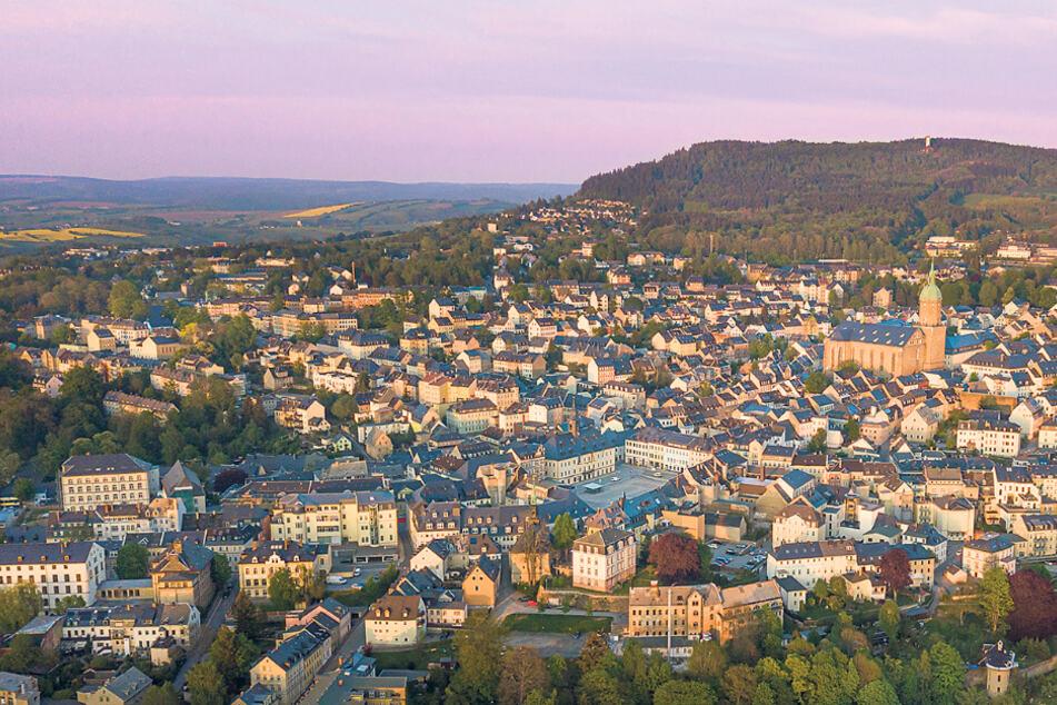 In der Bergstadt Annaberg soll in naher Zukunft ein Welterbezentrum entstehen. Insgesamt vier solcher Einrichtungen werden im sächsischen Teil des Erzgebirges erbaut.