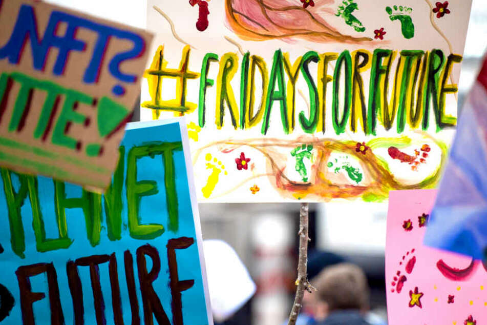 Hunderte Schüler wollen für den Klimaschutz auf die Straße!