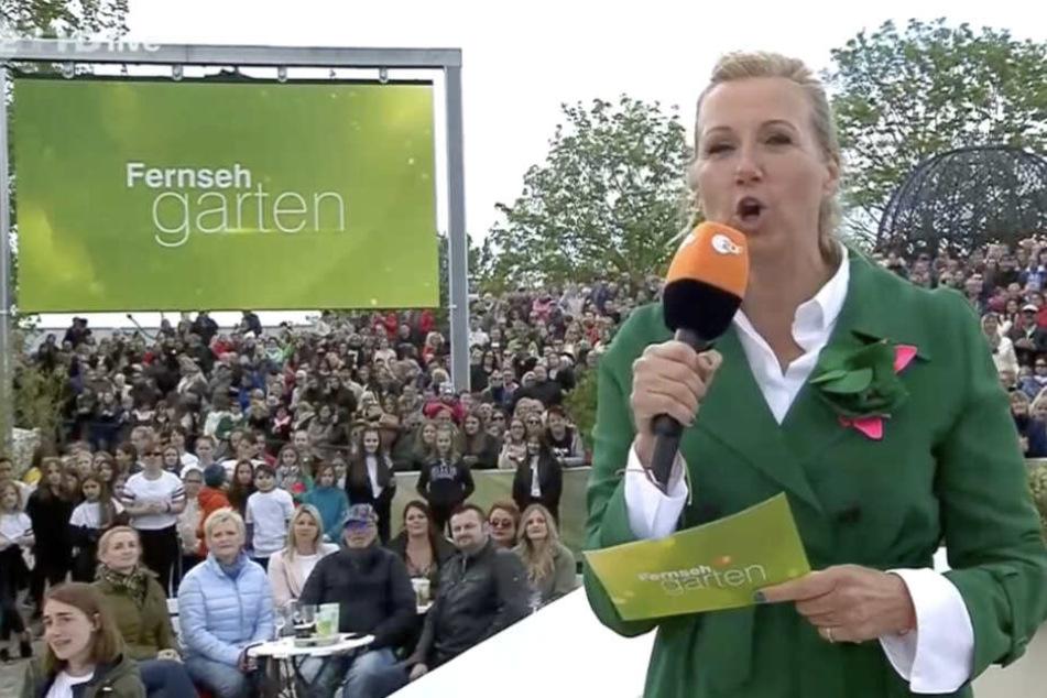 Neue Saison Gleiches Ubel So Peinlich War Der Erste Fernsehgarten