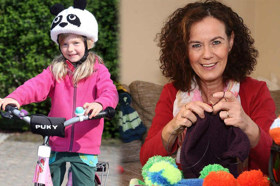 Katze, Panda und Co: Hier werden Fahrradhelme zum echten Hingucker