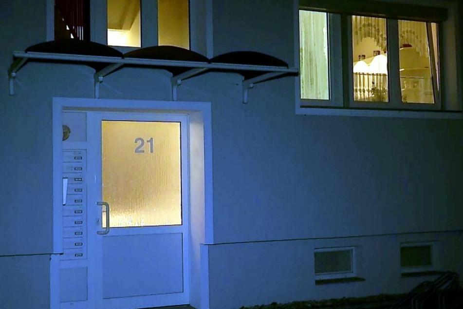 Am vergangenen Mittwoch klingelte die 32-jährige an der Tür der Oma.