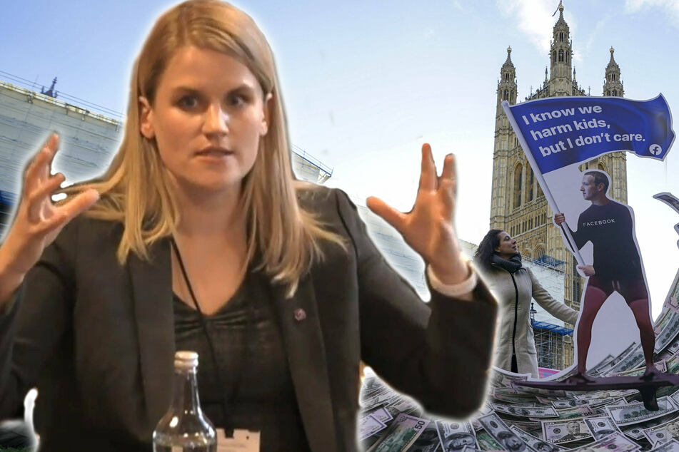 """Hate and rabbit holes: Facebook whistleblower shares """"damning"""" evidence with British panel"""