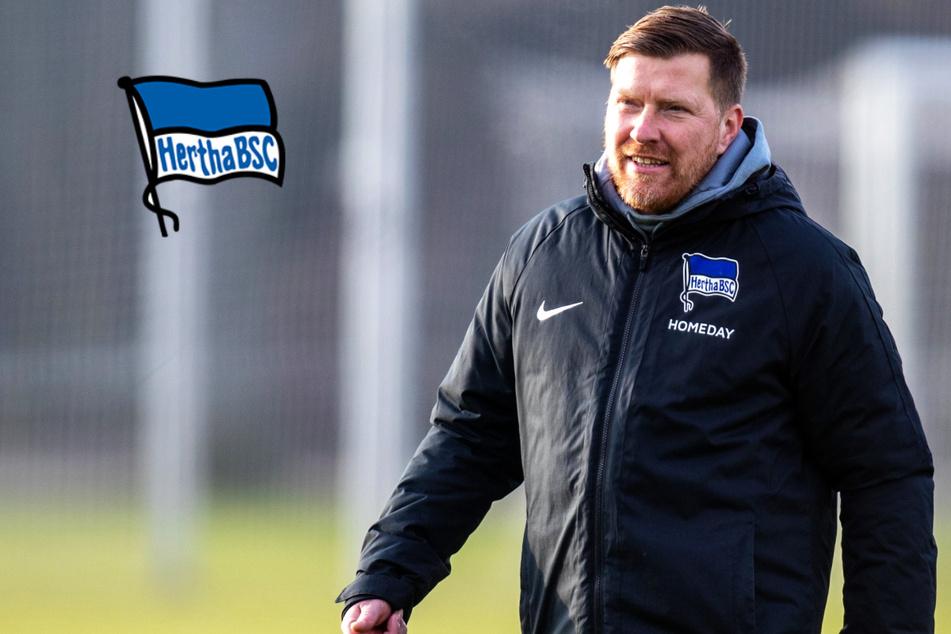"""Hertha beim Derby nicht der Favorit: """"Wir müssen kleine Brötchen backen"""""""