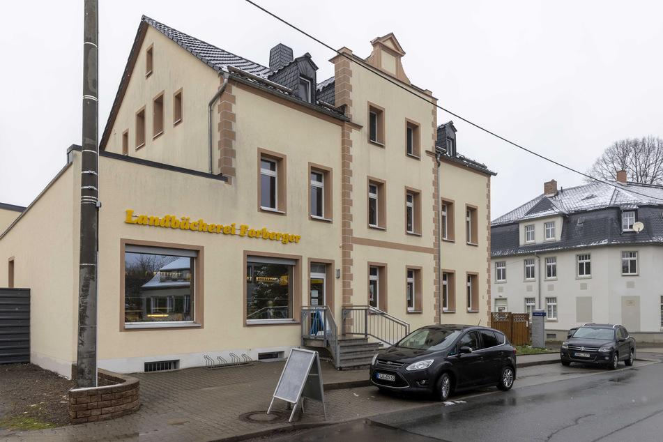 In der Landbäckerei Forberger wird das Bergmanns-Brot hergestellt.