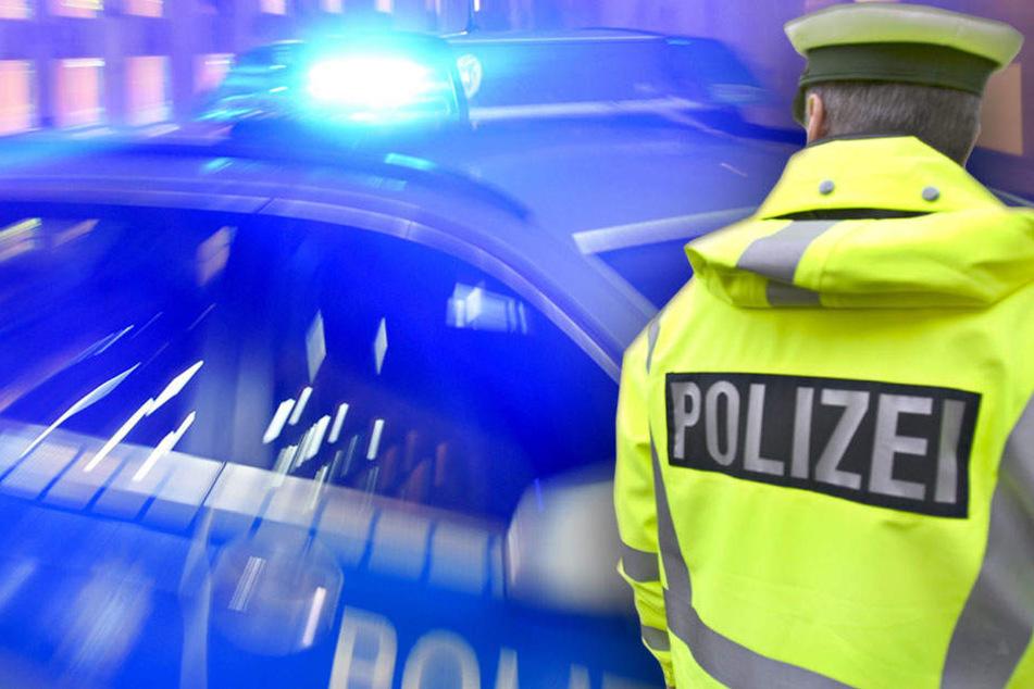 Wilde Verfolgungsjagd durch Mitte: Polizei fasst Antänzer