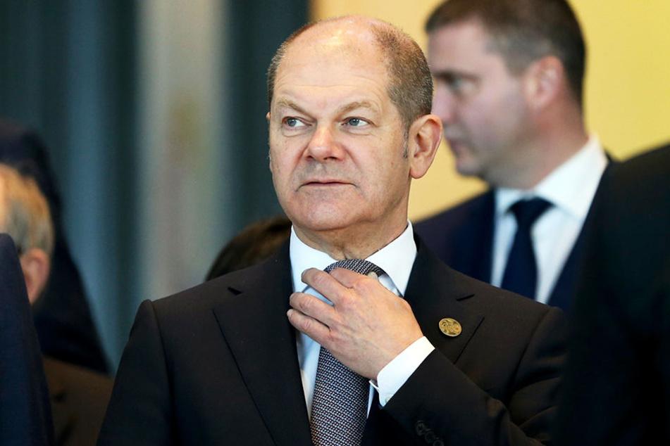 Will die Grundsteuer neu berechnen: Bundesfinanzminister Olaf Scholz (SPD).