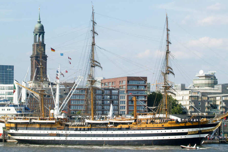 Schönstes Segelschiff der Welt bittet an Bord