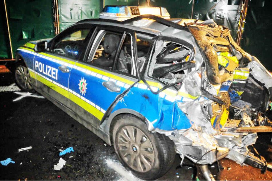 Betrunkener LKW-Fahrer tötete Polizistin: Prozessbeginn