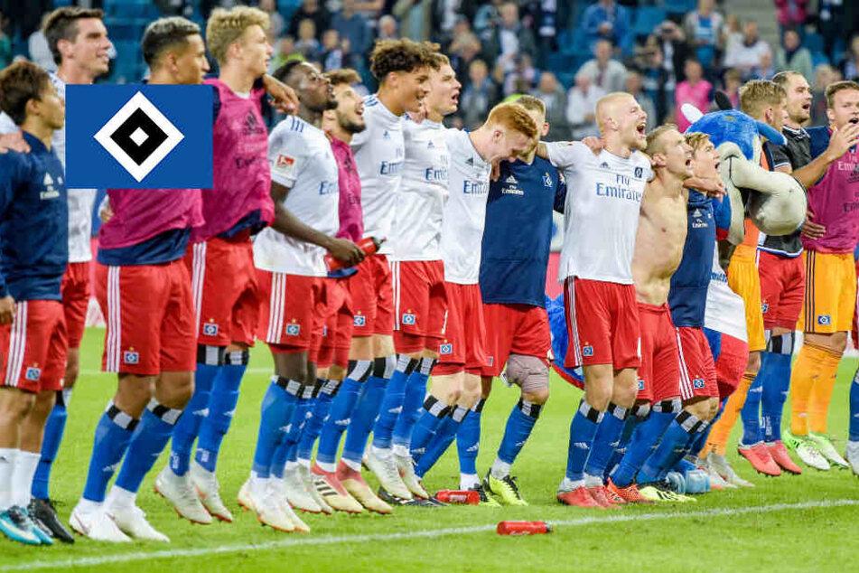 Nach Spielabsage gegen Dresden: HSV-Profis wollen Geld für Fans sammeln