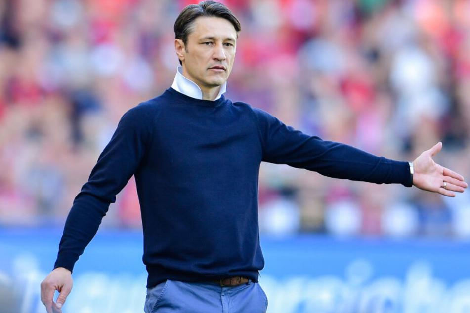 Bayern-Trainer Niko Kovac kann gegen RB Leipzig nicht auf Manuel Neuer setzen.