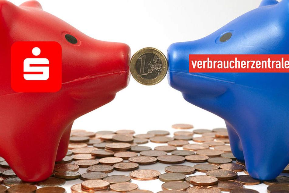 Über Monate hinweg hatte die Sparkasse Leipzig und die Verbraucherzentrale über die Rechtmäßigkeit der Prämiensparvertrags-Kündigung gestritten. (Symbolbild)