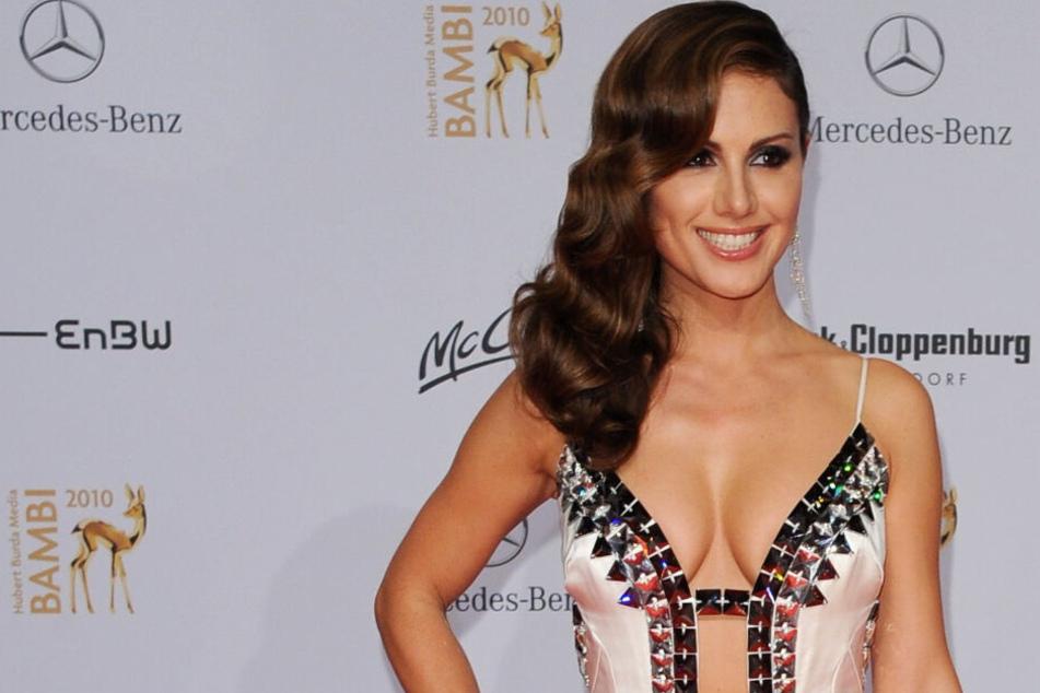 Nazan Eckes im Jahr 2010 bei der Bambi-Verleihung.
