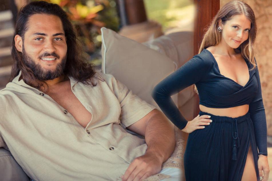 Bruder und Schwester: Kübra (29, r.) und Fatih (23).