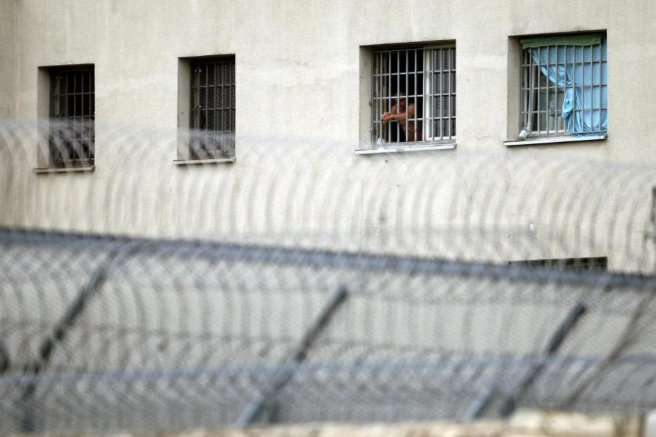 Sachsens Gefängnisse sind voll.