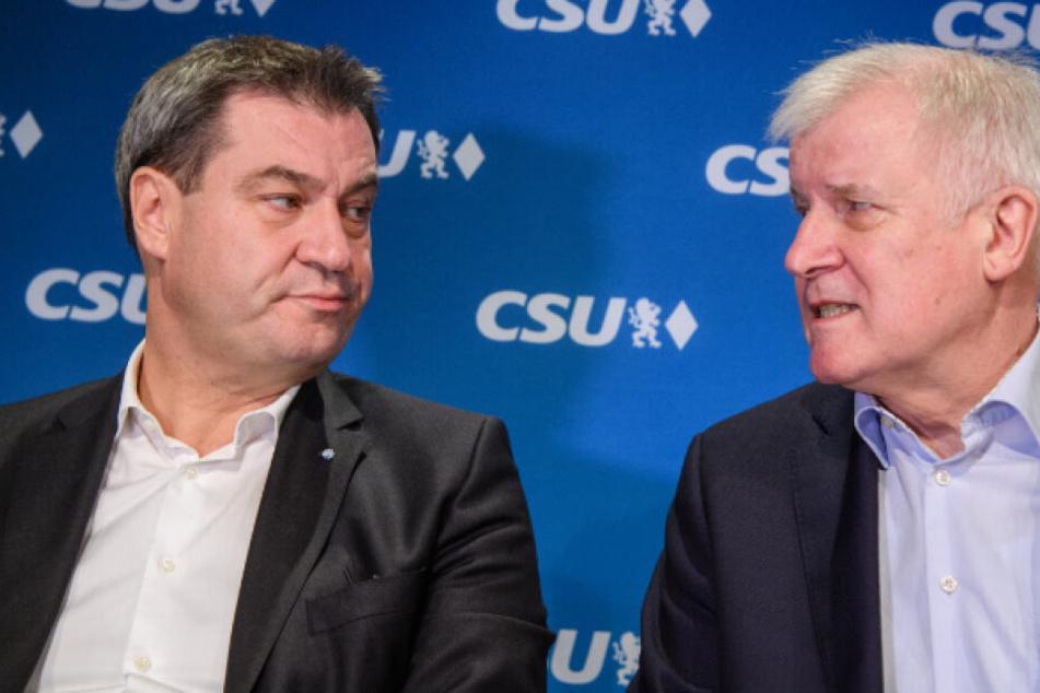 Ein Jahr nach dem Eklat: Hält die Ruhe zwischen CDU und CSU?