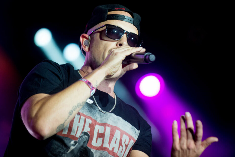 Jan Delay ist bekanntester Rapper der Hip-Hop-Band Beginner aus Hamburg. (Archivbild)