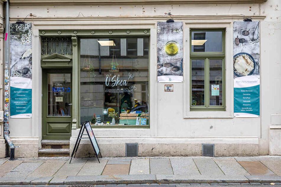 In der Rothenburger Straße 1 hat Marie Herrmann ihr neues berufliches Zuhause gefunden.