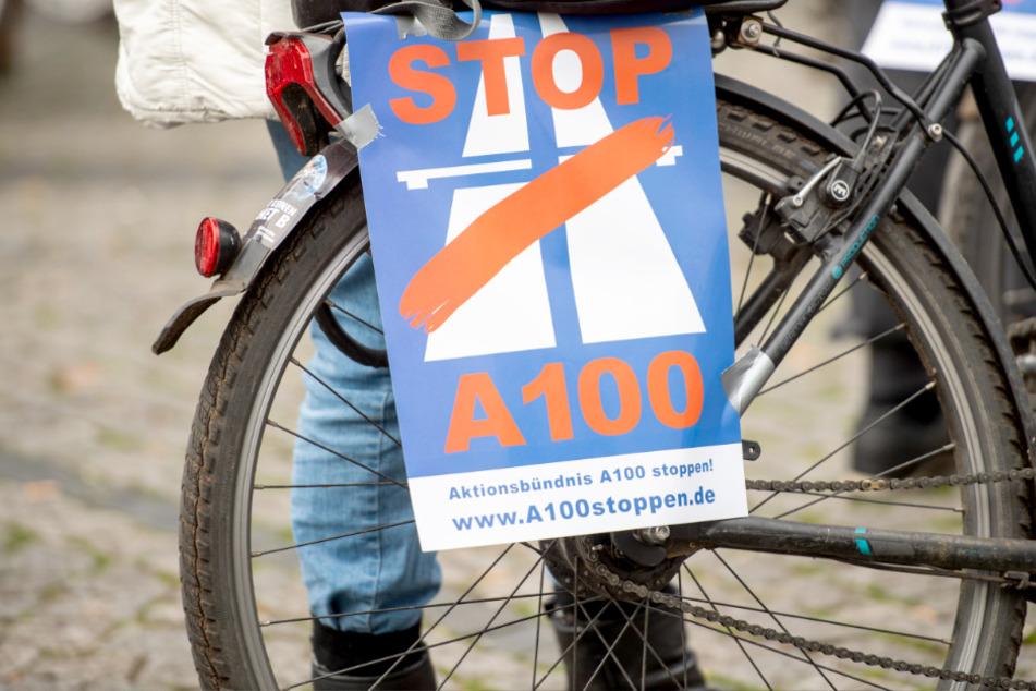 Für Baustopp der A100: Fridays for Future und Grüne rufen heute zu Fahrraddemo auf