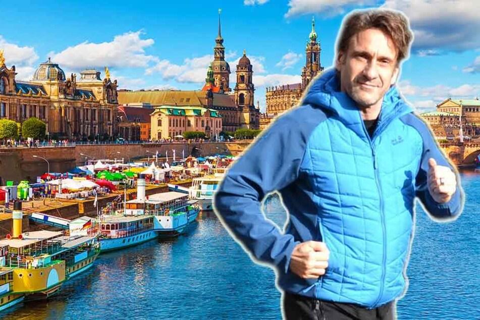 Tolle Aktion! Dieser Serienstar läuft in Dresden gegen Diabetes an