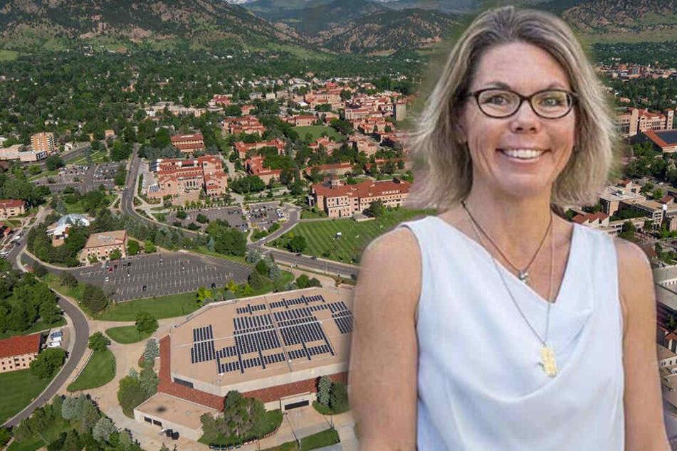Auf dem Gelände der Universität im US-Bundesstaat Colorado darf sich Amy Wilkins nicht mehr blicken lassen.