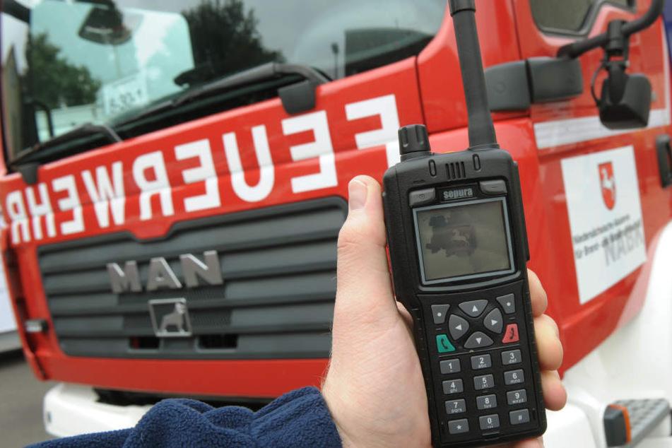 Die Einführung des Digitalfunk für Feuerwehren in Thüringen wurde gestoppt.