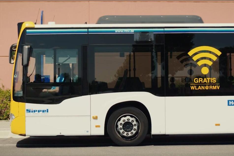 Die öffentlichen Verkehrsmittel des RMV bringen Dich stressfrei ans Ziel.