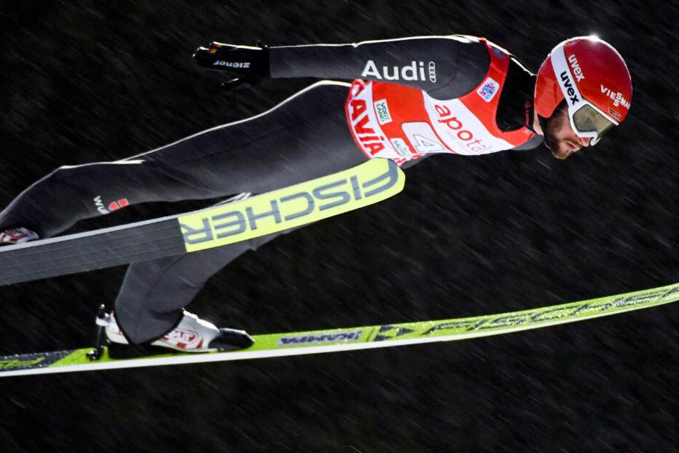 DSV-Adler Markus Eisenbichler sucht aktuell noch nach seiner Bestform.