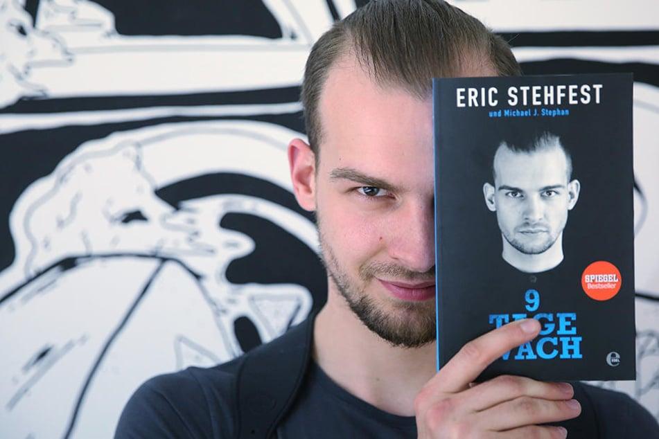 In seinem Buch erzählt der Dresdner Eric Stehfest über seine Zeit unter Drogen und den Entzug.
