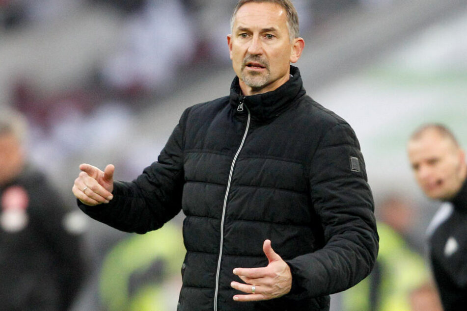 FC-Trainer Achim Beierlorzer glaubt an einen Heimsieg gegen Hoffenheim.