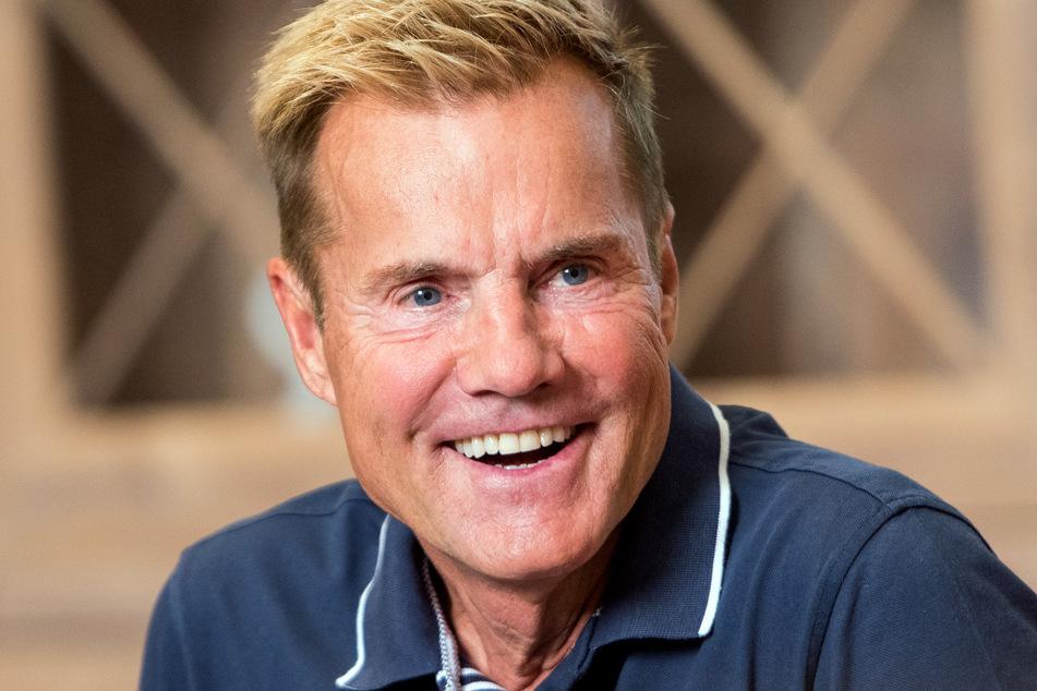 Dieter Bohlen verbrachte Weihnachten auf den Malediven.